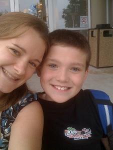 Gwen & Zach