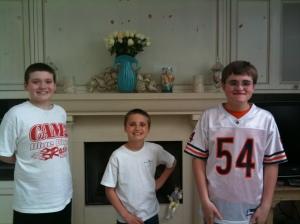 Zach, Jake, Jack 2011